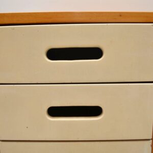 Retro Chest Of Drawers By James Leonard For Esavian Vintage 1950'S