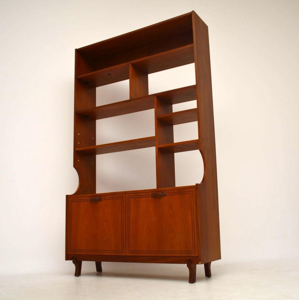 teak retro furniture. teak retro bookcase cabinet room divider vintage 1960u0027s furniture