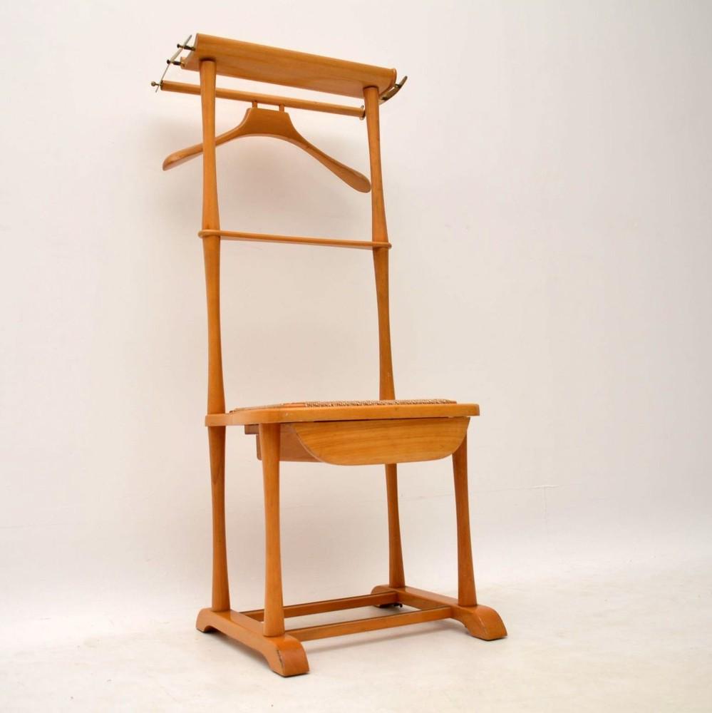 Retro Valet Stand / Chair Vintage 1960u0027S