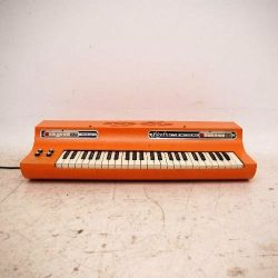 Retro Skyline Rhythm Unit Keyboard Synthesiser - GIS Production - Vintage 1970's