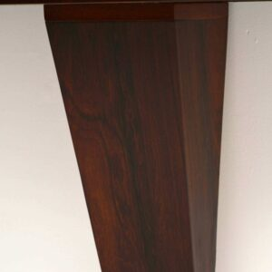 Art Deco Rosewood Console Table Vintage 1920'S