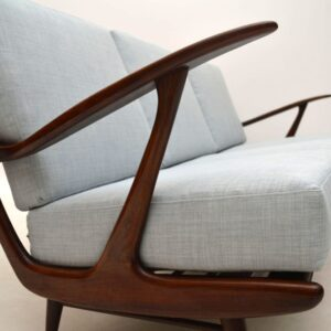 Danish Retro Sofa Vintage 1950's