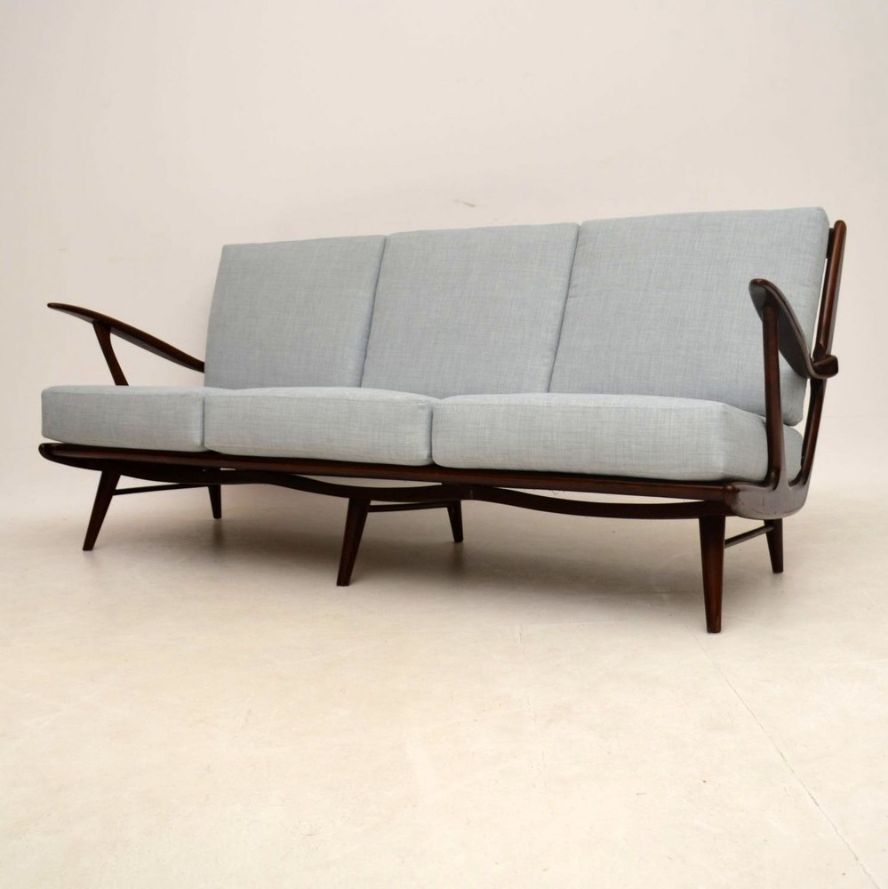 danish retro sofa vintage 1950 s retrospective interiors. Black Bedroom Furniture Sets. Home Design Ideas