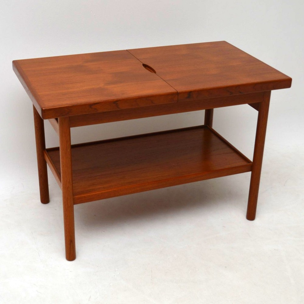 teak retro furniture. Danish Teak Retro Side Table Vintage 1960\u0027S Furniture 7