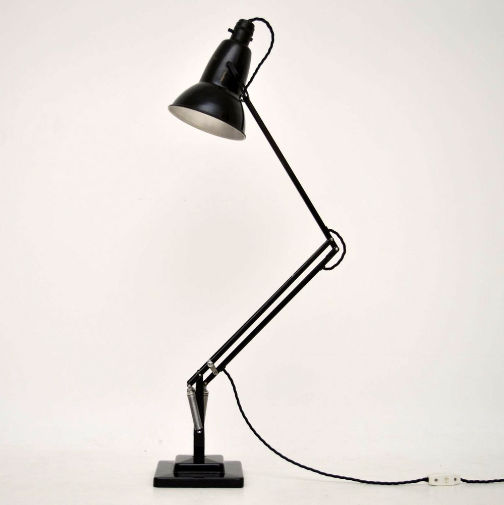 Retro 1227 Anglepoise Lamp By Herbert Terry Vintage 1950 S