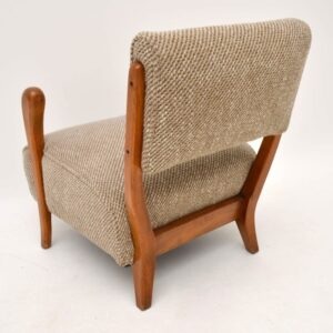 Retro Armchair by Jacques Groag Vintage 1950's