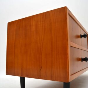 Retro Elm Sideboard Vintage 1950's