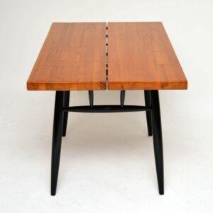 Retro Finnish 'Pirkka' Dining Table By Ilmari Tapiovaara Vintage 1950'S