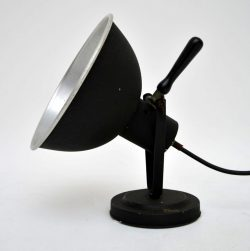 Retro Industrial Lamp Vintage 1950's