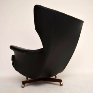 Retro Swivel Rocking Armchair by G- Plan Vintage 1960's