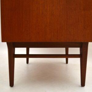 Retro Teak Chest of Drawers Vintage 1960's