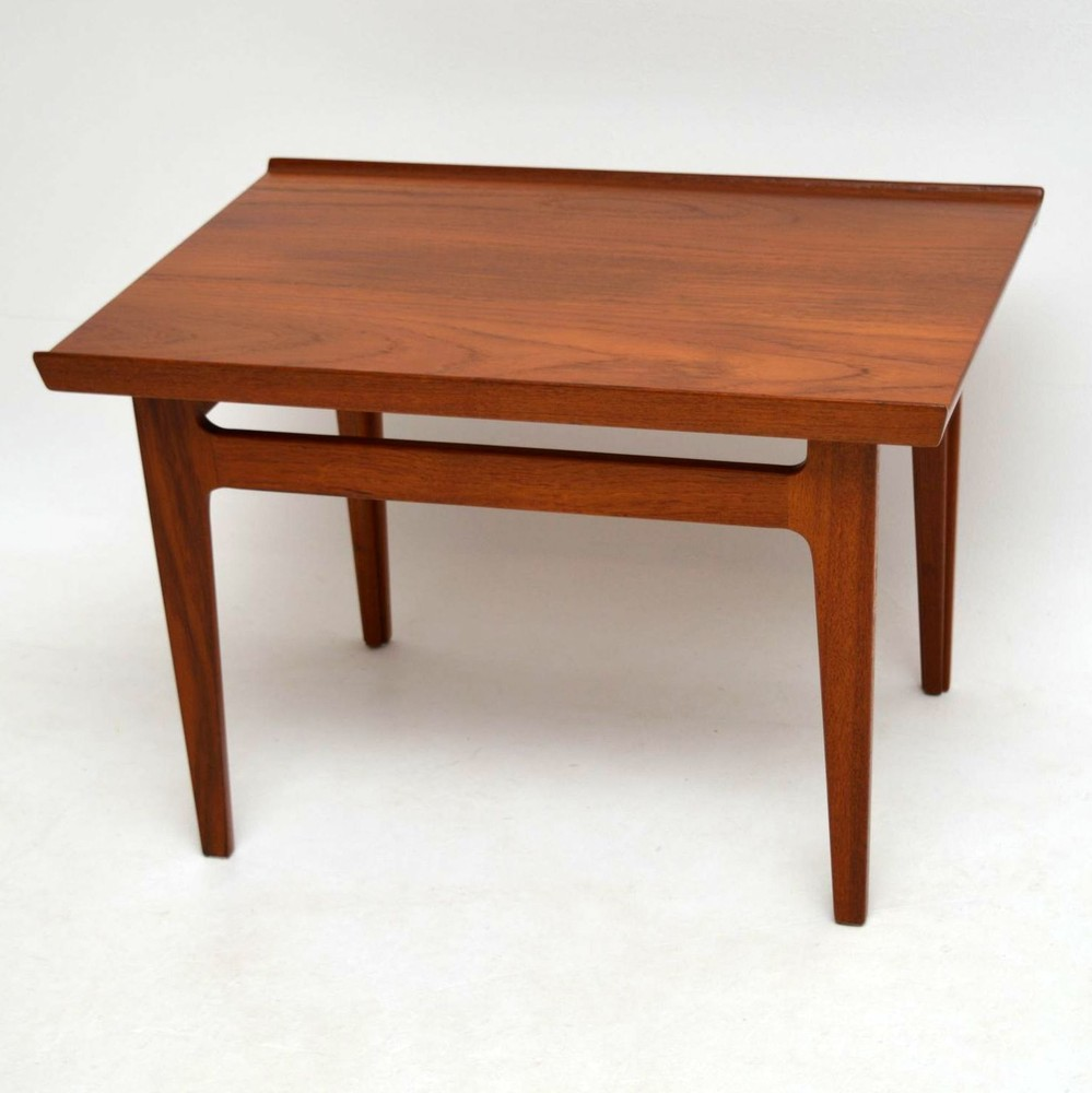 Retro Teak Coffee Table By Finn Juhl For France Amp Son