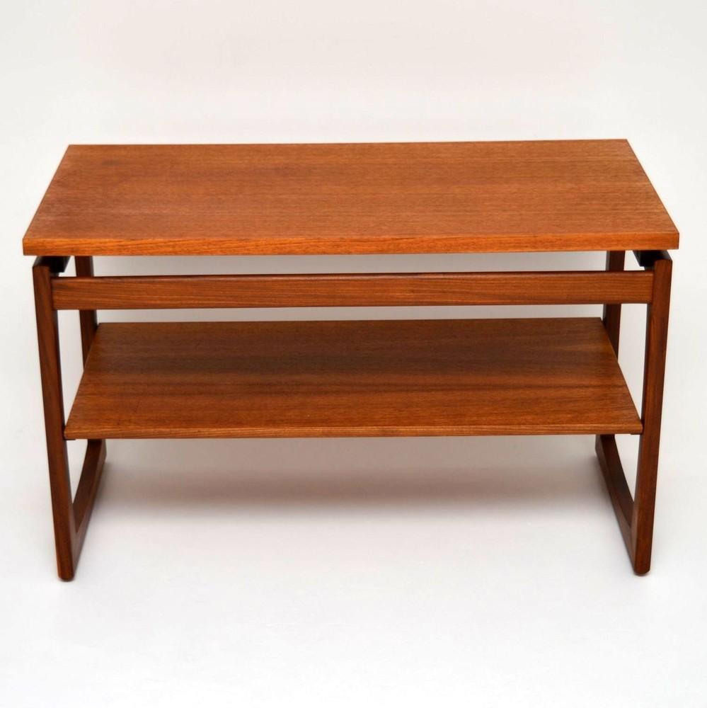 Retro Teak Coffee Table By G Plan Vintage 1960 S