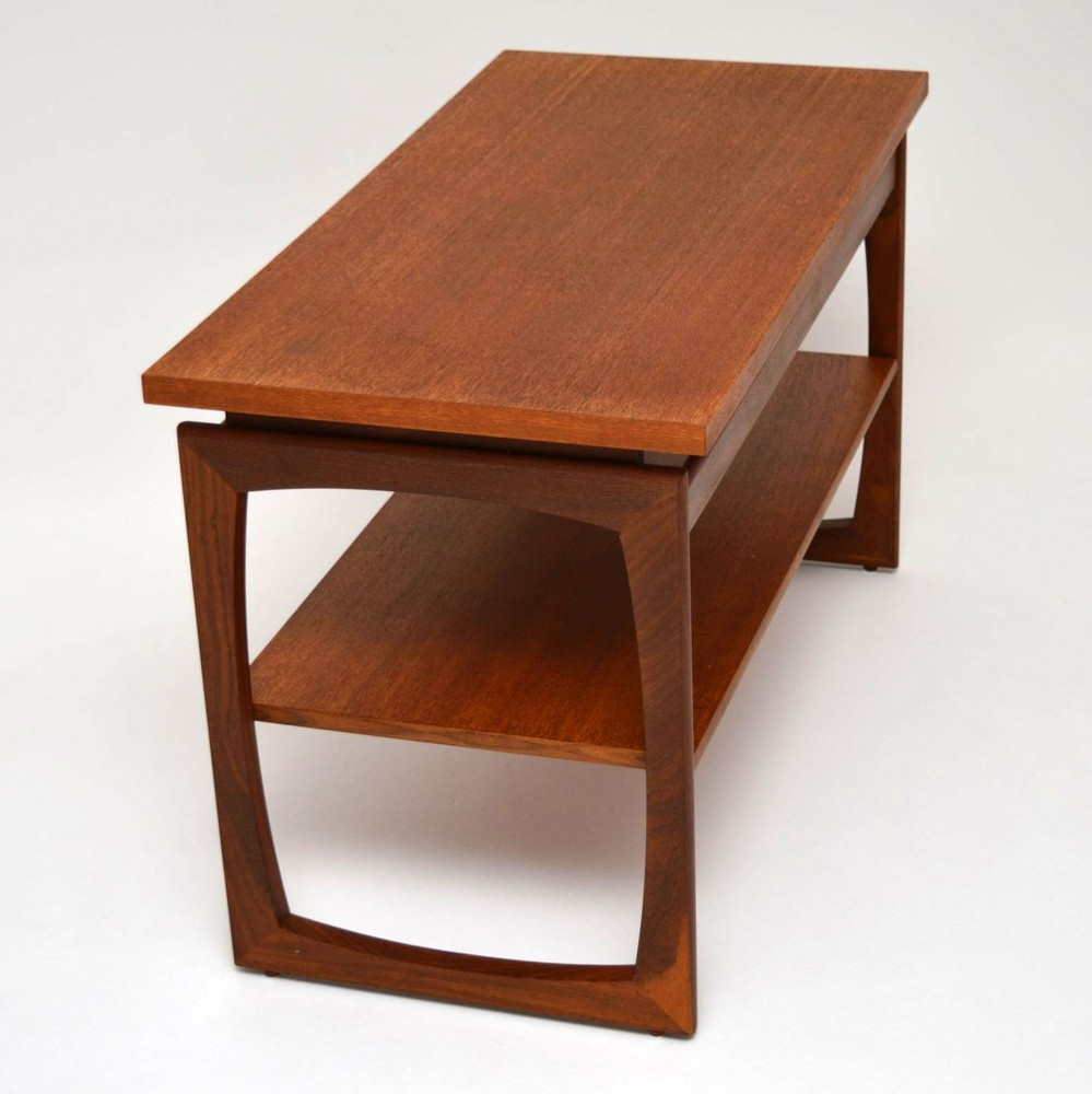 Retro Teak Coffee Table By G Plan Vintage 1960 S