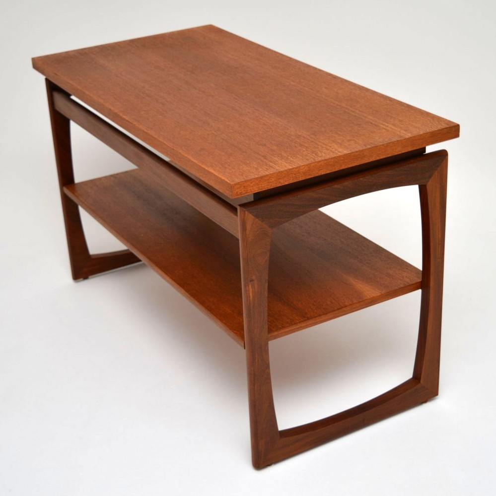 Retro teak coffee table by g plan vintage 1960s retrospective retro teak coffee table by g plan vintage 1960s geotapseo Images