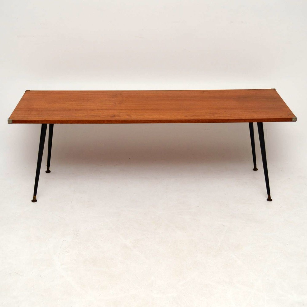 Coffee Table 1950s: 1950 60 Coffee Tables