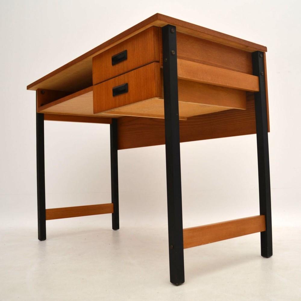 Buy Vintage Furniture: Retro Teak Desk Vintage 1970's