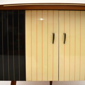 Retro T.V / Media Cabinet Vintage 1960's