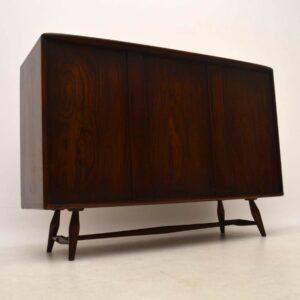 Retro Elm Sideboard by Ercol Vintage 1960's