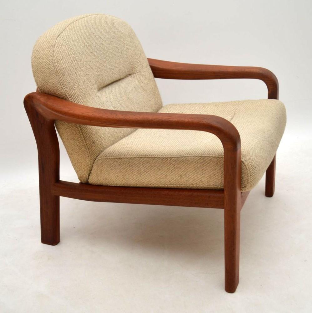 teak retro furniture. Danish Teak Retro Armchair By Komfort Vintage 1960\u0027s Furniture