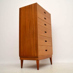Retro Teak Chest of Drawers by Austinsuite Vintage 1960's