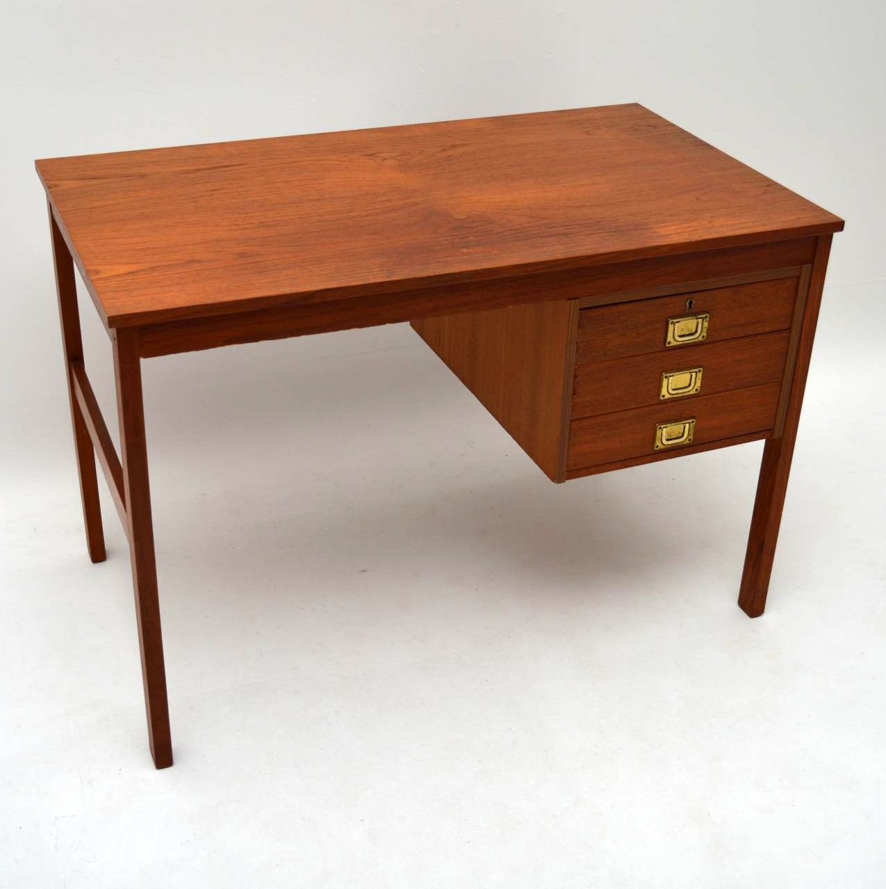 Danish Teak Retro Desk Vintage 1960 S Retrospective