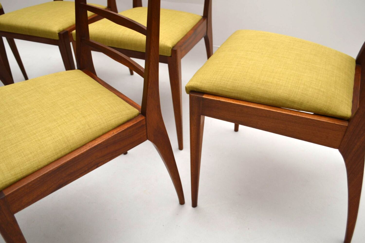 Set Of 6 Retro Teak Dining Chairs By Mcintosh Vintage 1960 S Retrospective Interiors Retro Furniture Vintage Mid Century Furniture Vintage Danish Modern Furniture Antique Furniture London