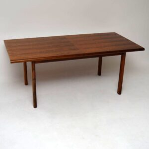 Retro Rosewood Dining Table by Gordon Russell Vintage 1960's