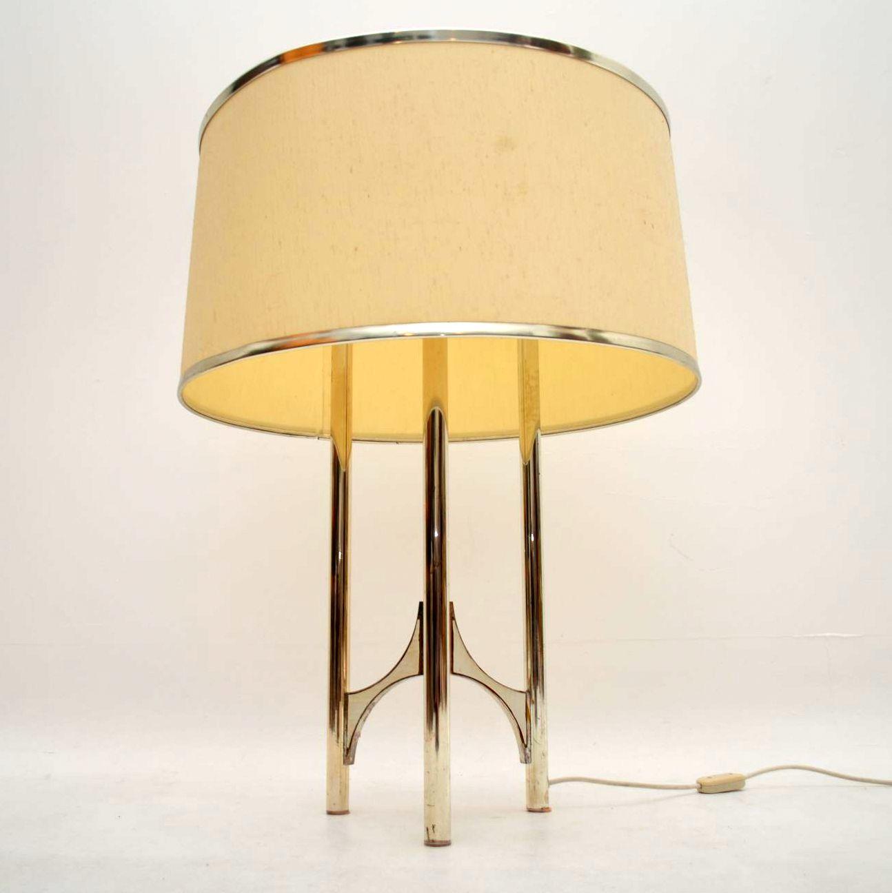 Retro italian floor lamp by gaetano sciolari vintage 1960s retro italian floor lamp by gaetano sciolari vintage 1960s aloadofball Gallery