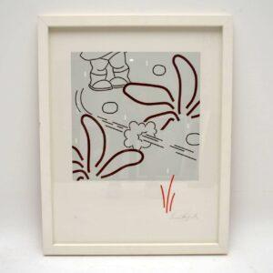 Brief Encounter - Signed Limited Edition Silkscreen Print by Gerard Hemsworth 6/150