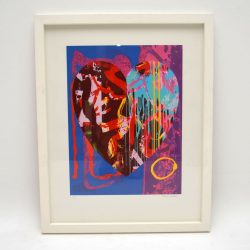 Claire's Inspiration - Signed Limited Edition Silkscreen Print by Maurice Cockrill 6/150