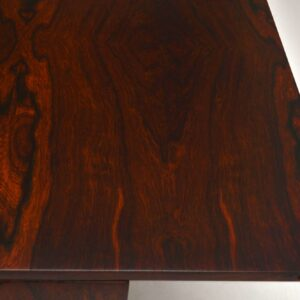 Retro Rosewood Extending Dining Table by Fristho Vintage 1960's