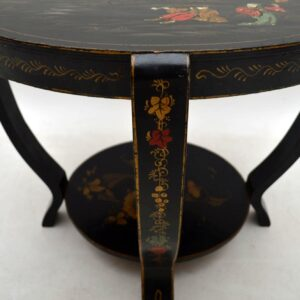 Antique Chinese Style Chinoiserie Coffee Table