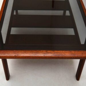 Retro Two Tier Coffee Table Vintage 1950'S