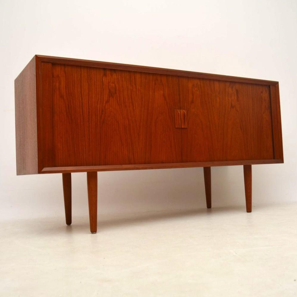 Danish Teak Retro Sideboard By Svend Aage Larsen Vintage 1960 u2019s Retrospective Interiors