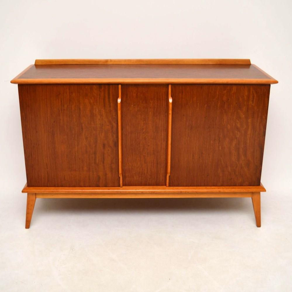 Retro Walnut Sideboard Vintage 1950 u2019s Retrospective Interiors u2013 vintage furniture, second hand
