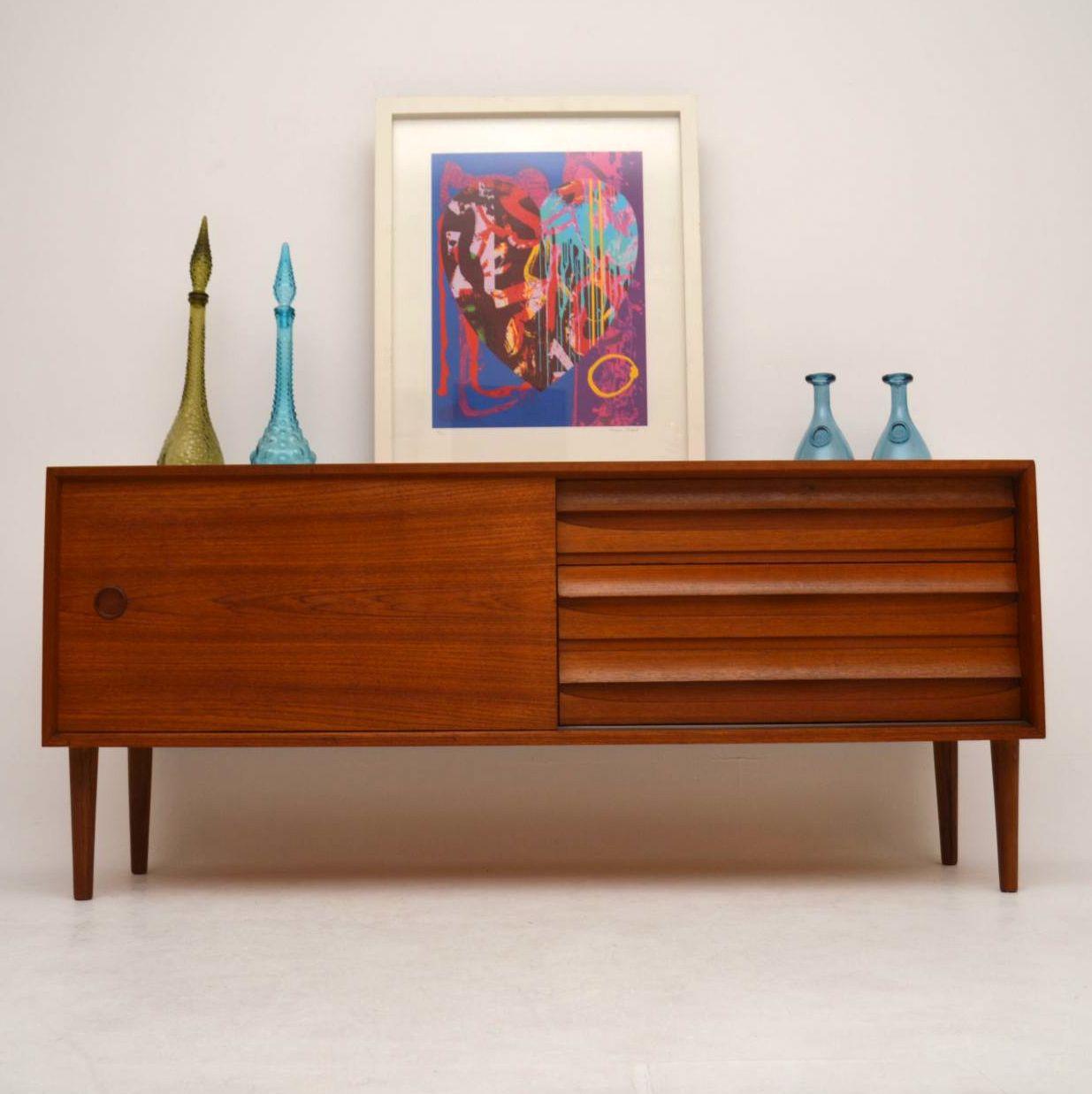 Danish Teak Retro Sideboard Vintage 1960 S Retrospective