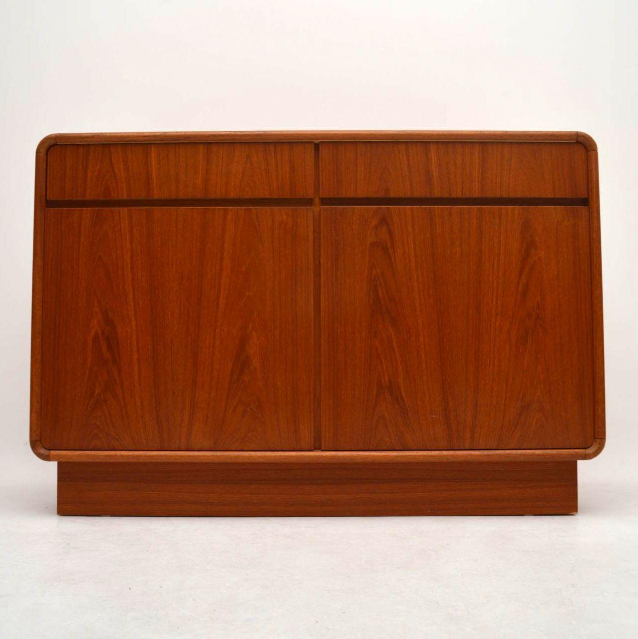 Danish Teak Retro Sideboard Vintage 1970 S Retrospective