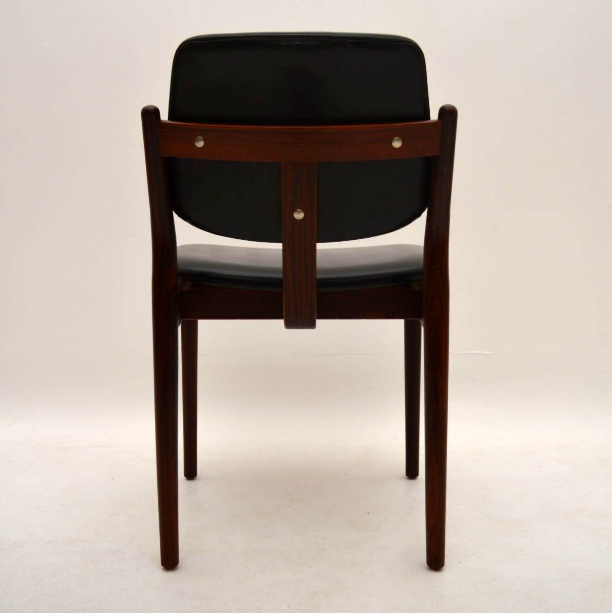 ... Danish Rosewood Dining Chairs By Arne Vodder U0026 Danish Rosewood Dining  Table ...