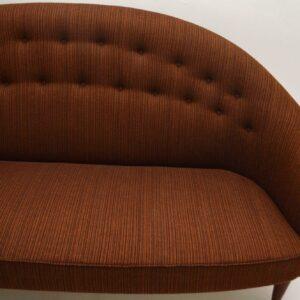 Retro Swedish 'Paradiset' Sofa by Kirstin Horlin-Holmquist Vintage 1960's