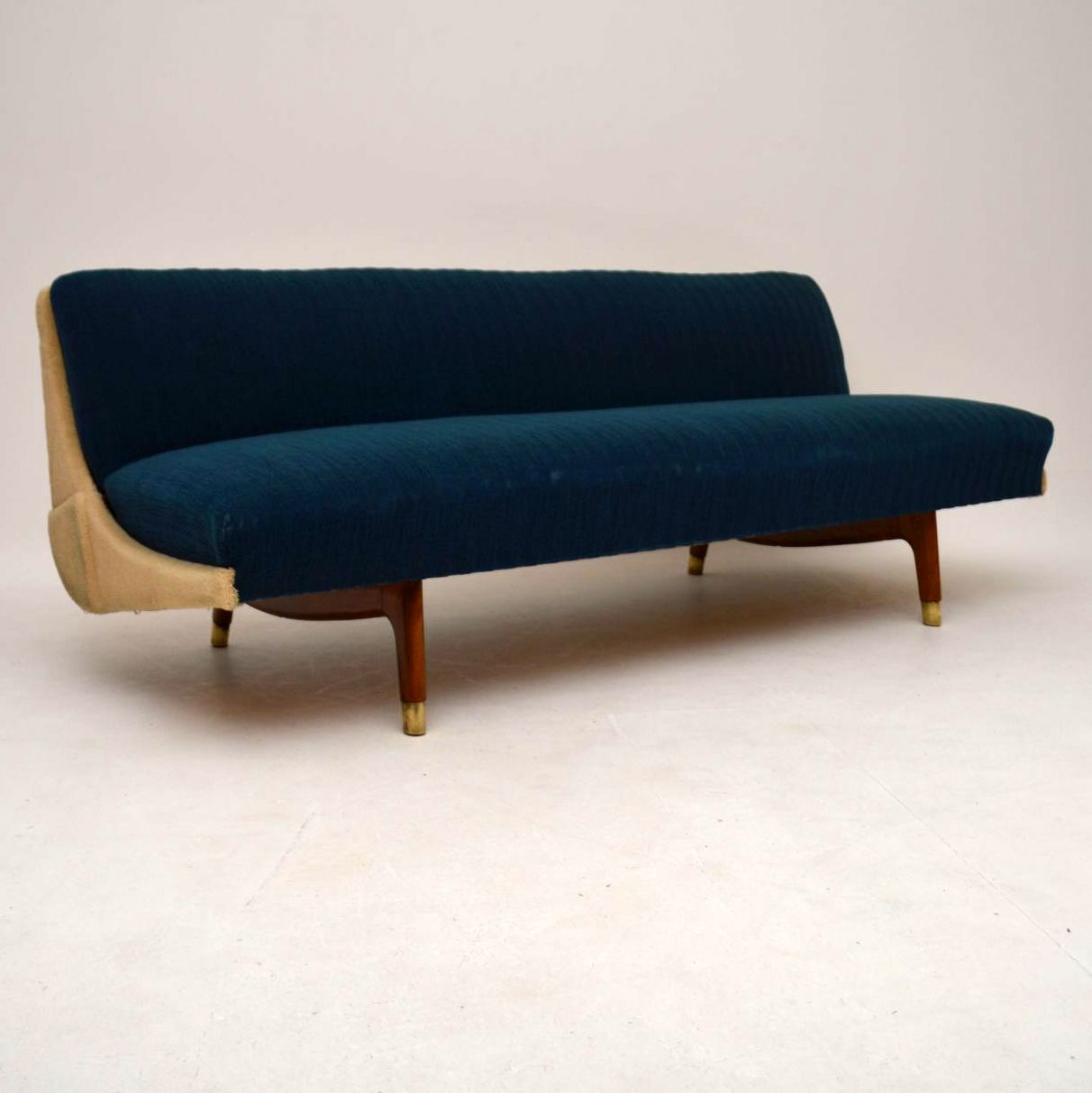 danish retro sofa bed vintage 1950 s retrospective. Black Bedroom Furniture Sets. Home Design Ideas
