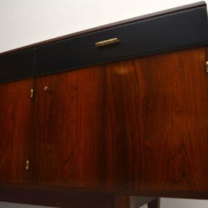 Retro Rosewood Sideboard by Beresford & Hicks Vintage 1960's.
