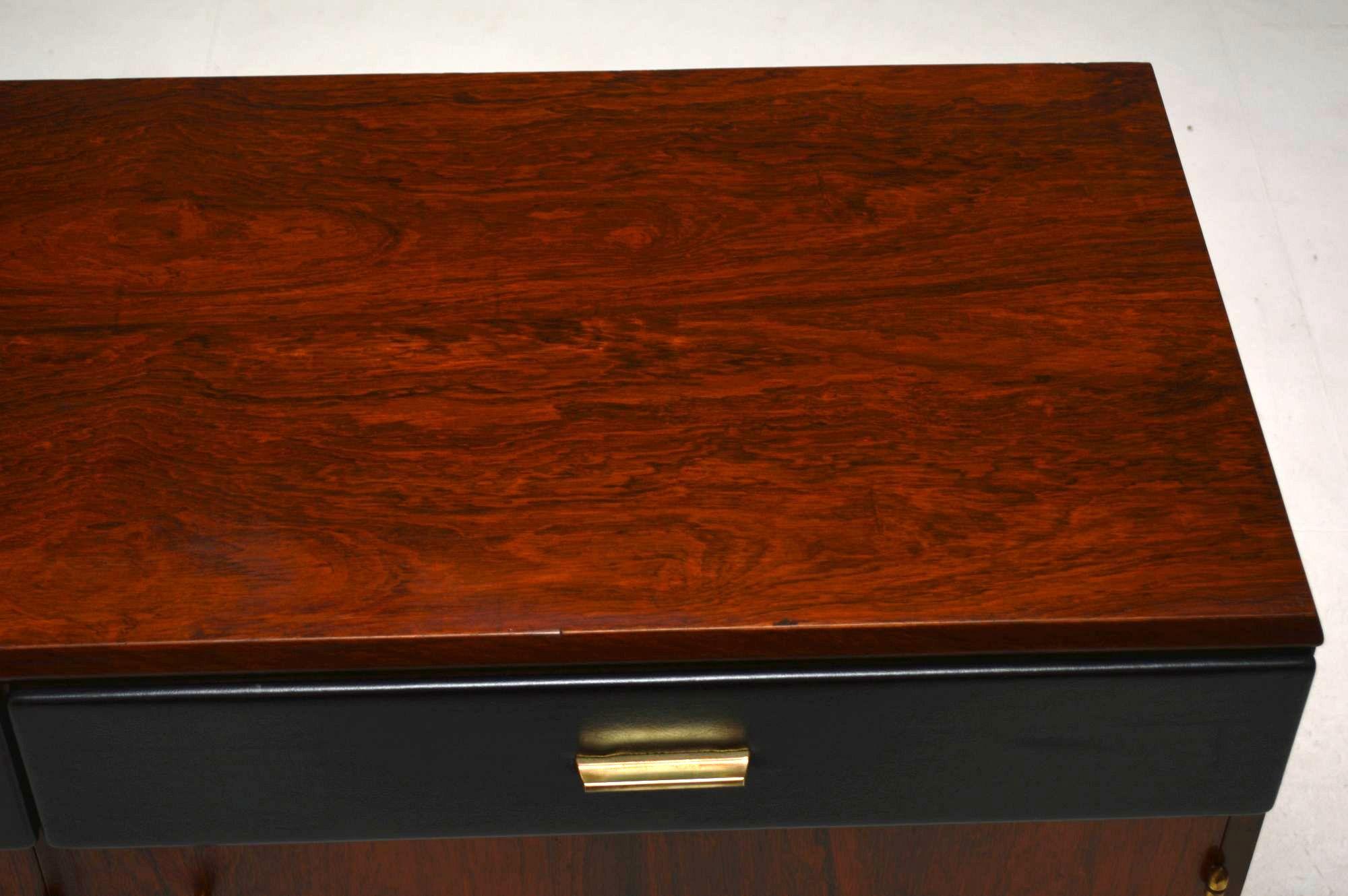 Retro Rosewood Sideboard By Beresford Amp Hicks Vintage 1960