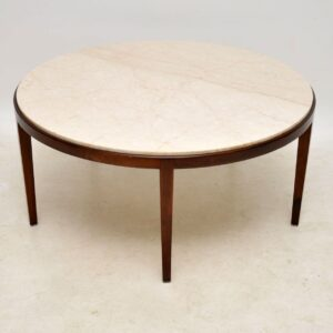 danish rosewood coffee table