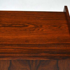 Retro Rosewood Sideboard / Cabinet by Robert Heritage for Archie Shine Vintage 1960's