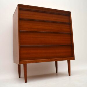 Retro Teak & Rosewood Chest of Drawers by Austinsuite Vintage 1960's