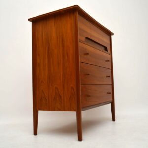 Retro Walnut Chest of Drawers by Younger Vintage 1960's