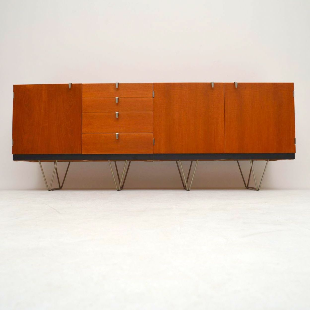 Pair Of Retro Teak Cabinets By John Amp Sylvia Reid For Stag