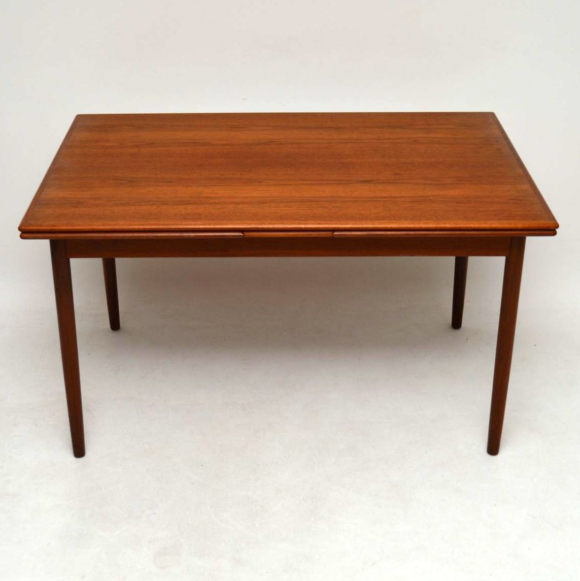 Danish Teak Retro Dining Table Vintage 1960 S Retrospective Interiors Vintage