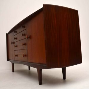 Retro Teak & Afromosia Sideboard by John Herbert for Younger Vintage 1960's